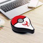 Bracelet Pokemon GO sans Fil Bluetooth Bracelet Wearable LED Gaming Device Détecteur de Monstre Bracelet de Rappel Intelligent Nouveau Design Uniquement pour Nintendo Pokemon GO Plus (Rouge) de la marque Crazystore image 4 produit