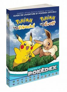 Guide Pokemon - Let'S Go Pikachu & Let'S Go Evoli - Edition Standard - Version Française de la marque Prima Games image 0 produit
