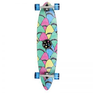 Maui And Sons Pintail Longboard Mixte Enfant, Shark Warning de la marque Maui And Sons image 0 produit