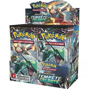 paquet booster pokémon TOP 9 image 0 produit