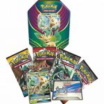 POKEBOX Lot de Noel 2018 NYMPHALI GX + PHYLLALI GX + GIVRALI GX en Français + 1 Deck Box + 1 Porte-Cartes Compatible Cartes Pokemon de la marque POKEBOX image 1 produit
