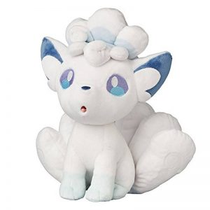 Pokemon Center Original Plush Doll Arolla Vulpix (Pokemon Sun & Moon) de la marque Nintendo Creatures inc image 0 produit