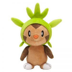 Pokemon Center Peluche Marisson / Chespin de la marque Pokemon image 0 produit