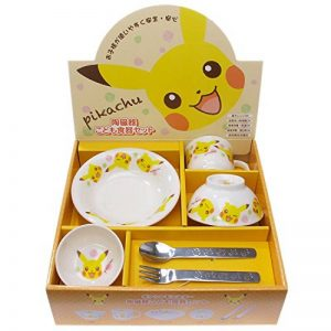 Pokemon children tableware Gift Set/Pikachu de la marque PJ image 0 produit