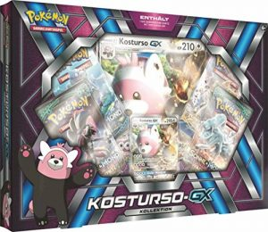 Pokemon – Company 25950 – PKM Kost urso GX Collection, Collectionner – Jeu de Cartes de la marque Pokemon image 0 produit