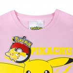 Pokemon Pikachu Bolt Girls T-Shirt de la marque Pokemon image 3 produit