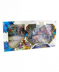 Pokemon Pok80502 Legends of Modifiant Radicalement GX Collection Box Accessoire de la marque Pokemon image 0 produit