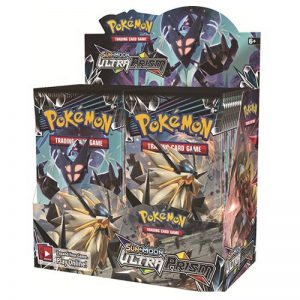 Pokemon TCG: Sun and Moon Ultra Prism Booster Display Card Game de la marque Unbranded image 0 produit