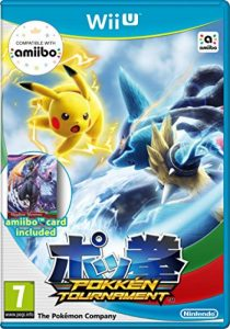 Pokken Tournament with Shadow Mewtwo amiibo card [import anglais] de la marque Nintendo UK image 0 produit