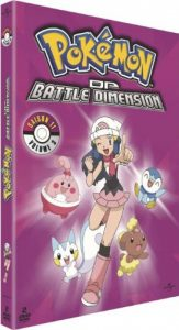 Pokémon - DP - Battle Dimension (Saison 11) - Volume 3 de la marque 2009 image 0 produit