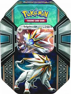 "Pokémon Spring Tin 5 123,2 cm Legends of Alola GX Tin "" de la marque Pokemon image 0 produit"