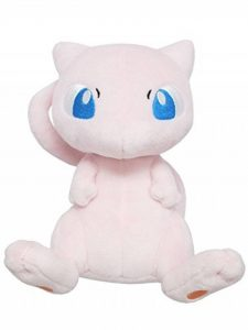 "Sanei Pokemon All Star Series PP20 Mew Stuffed Plush, 6.5"" de la marque Sanei image 0 produit"