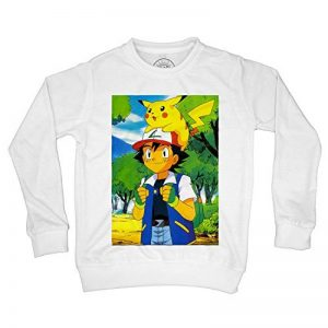 sweat capuche pokémon TOP 11 image 0 produit