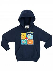 sweat capuche pokémon TOP 3 image 0 produit