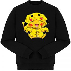 sweat capuche pokémon TOP 6 image 0 produit