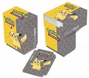 Ultra Pro Pokemon Pikachu Full-View DeckBox de la marque Ultra Pro image 0 produit